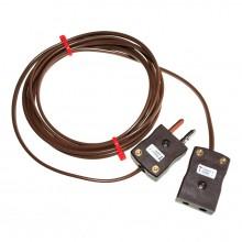 Typ T PVC Verlängerungskabel mit Stecker und Buchse (IEC)