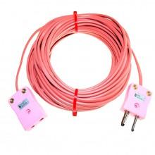 Typ N PVC Verlängerungskabel mit Stecker und Buchse (IEC)