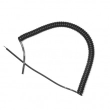 RTD Retractable Curly Lead
