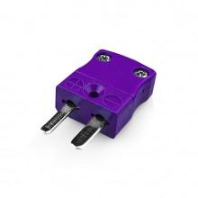 Miniatur Thermoelement Stecker Stecker AM-E-M-Typ E ANSI