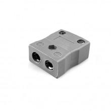 Standard-Thermoelement Steckverbinder Inline-Socket AS-B-F Typ B ANSI