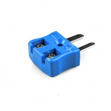 Miniatur Quick-Wire Thermoelement Stecker Stecker JM-K-MQ-Typ K JIS
