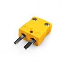 Miniatur Thermoelement Stecker Stecker JM-J-M-Typ J JIS