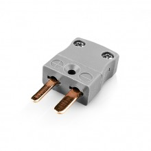 Miniatur Thermoelement Steckverbinder Stecker JM-B-M Typ B JIS