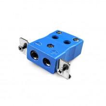 Standard-Quick-Wire paneelverbinder Mount Thermoelement mit Edelstahl Halterung JS-K-SSPFQ Typ K JIS
