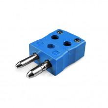 Standard schnell Thermoelement Steckverbinder Stecker JS-K-MQ Drahttyp K JIS