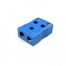 Standard schnell Thermoelement Stecker Buchse JS-K-FQ Drahttyp K JIS
