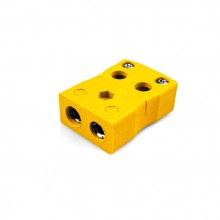 Standard schnell Thermoelement Stecker Buchse JS-J-FQ Drahttyp J JIS